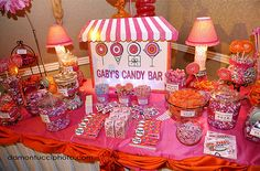 Dylan's Candy Bar Photo for Candy Tables #sliceofsweetness