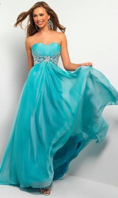 Prom DressEvening Dresses by BLUSH9509Seen in Teen PromAdd Sparkle to Your Night!
