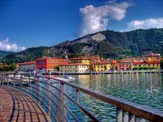 Sarnico, Italy, Lago D'Iseo. LOVE!!!