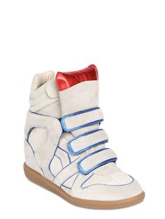 Isabel Marant wedge sneakers - lvr.com Wedge Sneakers db9f97ec66d