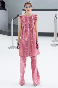 Sfilate Chanel Collezioni Primavera Estate 2016 - Sfilate Parigi - Moda Donna - Style.it
