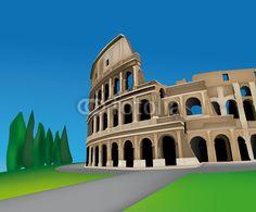 Colosseo, Roma - Italia