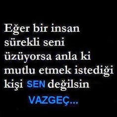 Sen vazgeç Poem Quotes, Words Quotes, Wise Words, Poems, Sayings, Favorite Quotes, Best Quotes, Good Sentences, Strong Love