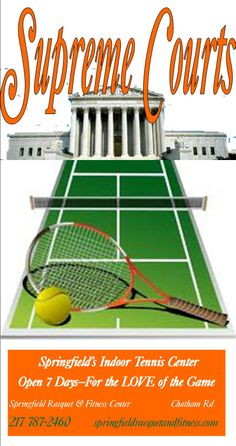 fantastic indoor tennis courts springfield, il