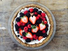 Berry Tart Maria Marlowe