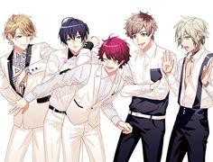 Anime Sexy, Hot Anime Boy, Anime Boys, Anime Gangster, Anime Boy Zeichnung, Anime Friendship, Anime Group, Handsome Anime Guys, Boy Poses