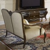 Found it at Wayfair - Imperial Court Settee $1839.00