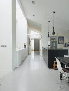 Tilbygning gav plads til arbejde og wellness - Danske Boligarkitekter