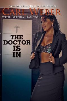 The doctor is in Good Books, My Books, African American Books, Book Jacket, Personalized Books, Fiction Books, Book Nerd, Bestselling Author, Book Lovers