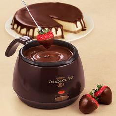 Panela para Fondue Wilton Chocolate Pro