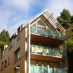 Haus im Hang - Nageletal / Hötting