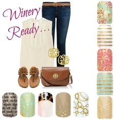 Cool wine on a hot summer evening..ahhhhh. Make sure you have everything you need for your summer wardrobe. Jamberry nail wraps and lacquers found at http://meliaozbun.jamberrynails.net. #jamberrynails #manicure #summernights