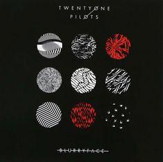 Twenty One Pilots 21 - Blurryface - Cd Sealed Fairly Local , Ride Art Twenty One Pilots, Twenty One Pilots Wallpaper, Twenty One Pilots Aesthetic, Tyler Joseph, Music Album Covers, Music Albums, Clique Art, Message Man, Emo Bands