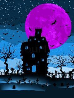 love the purple moon
