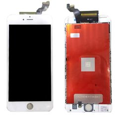 [$216.00] iPartsBuy LCD Display + Touch Screen Digitizer Assembly Replacement for iPhone 6S Plus(White)