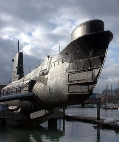 Royal Navy Submarine Museum Review Essay - image 8