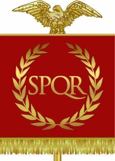 LEG IIII Flavia Felix Ancient Romana Roman Army War Legion Patch Emblem SPQR
