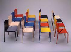 Una-tuoli, Design: Timo Saarnio (1994), P.O. Korhonen Oy #tuolit #timosaarnio #design #finnishdesign #suomalainenmuotoilu #huonekalut #kalustesuunnittelu #chairs #furniture #furnituredesign