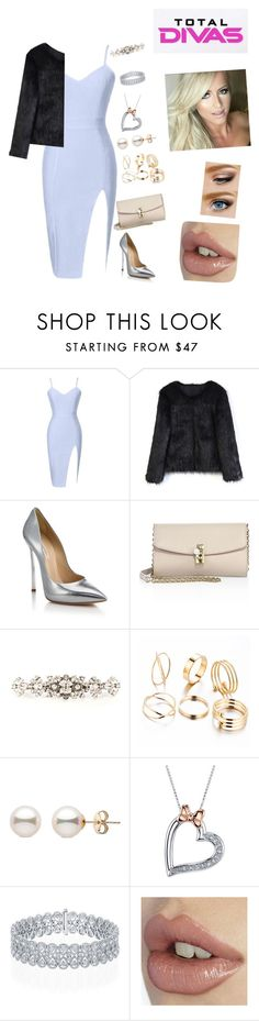 """""""Total Divas: Meet Summer Rae"""" by samoangoddess ❤ liked on Polyvore featuring Chicwish, Casadei, Dolce&Gabbana, Disney and Episode"""