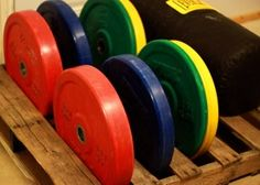 CrossFit Equipment: Rack Your Weights...for Free!