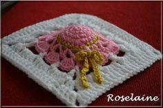Roselaine258 granny chapeau http://roselaine.canalblog.com/archives/2013/08/19/27855369.html