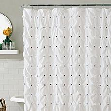 image of Victoria Classics Reva Shower Curtain