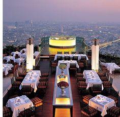Vertigo Grill & Moon Bar, Bangkok