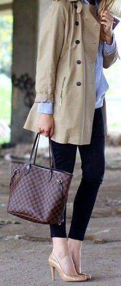9d3c30839b99 Louis Vuitton Damier Neverfull PM. Gorgeous! Neverfull Damier