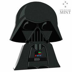Chibi : Darth Vader - 1 Unze Feinsilber Chibi, Proof Coins, Dc Characters, Effigy, Coin Collecting, Elizabeth Ii, Silver Coins, Cool Toys, Star Wars