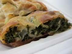 Bosnian Spinach Pita - one of my favorites!