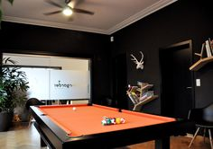 The Poolroom