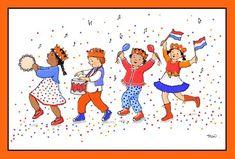 Liedjes voor #koningsdag, waaronder Koningsdag in Amsterdam, met MP3