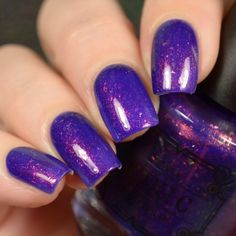 Tonic Nail Polish February 2018 Releases Bauble