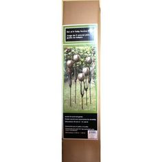 """Set of 5 Tulip Garden Stakes (Powder-Coated Steel, 31"""" to 41"""" Heights) by Tulip Garden Stakes. $149.95. Powder-coated Steel Construction for durability.. Size: 31"""" to 41"""" of heights for creating ensemble look.. Perfect for outdoor decor/accent for yard and garden!. A Wonderful Set of 5 Tulip Garden Stakes!. Set of 5 Tulip Garden Stakes (Powder-Coated Steel, 31"""" to 41"""" Heights):     Perfect for outdoor decor/accent for yard and garden!      Size: 31"""" to 41"""" of heights for creatin..."""