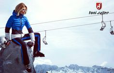 "Cool, casual and highly functional! This is the Toni Sailer ""Margot"" women's ski jacket. The colour block and the trendy stitching set fashionable accents. The new, laminated outer material ""Colorado Ciré"" (20,000 mm hydrostatic head / 10,000 gr./m²/24-hr breathability) and the fibre balls insulation ensure optimal comfort and protection while skiing."