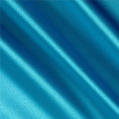 Silky Satin Charmeuse Solid Sea Lush from @fabricdotcom  This very lightweight and ultra soft charmeuse satin has a beautiful hand and drape. It is appropriate for blouses, dresses and skirts - especially on the bias. It is also perfect for flirty lingerie.
