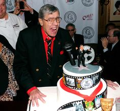 Jerry Lewis marks 86th birthday with trip to New York