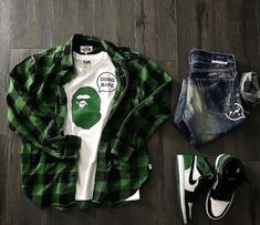 Swag Outfits Men, Stylish Mens Outfits, Mode Outfits, Urban Apparel, Hype Clothing, Mens Clothing Styles, Streetwear Mode, Streetwear Fashion, Trendy Fashion