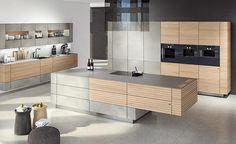 Küche aus Holz und Beton: Zeyko