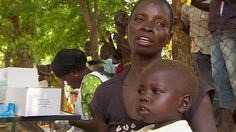 South Sudan crisis: The wounds of war - BBC News