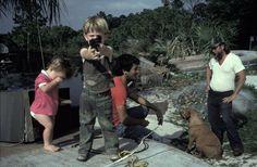Alex Webb  USA. Suwanee, FL. 1989.