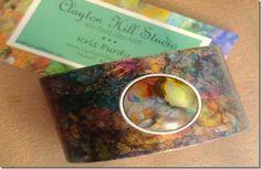 artisan-glass-brass-cuff-bracelet