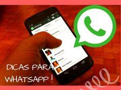 Aprendendo mais recursos do whatsapp!