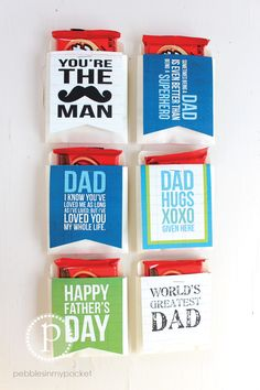 Quick pockets for Fathers Day!