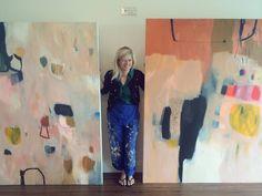 Lola Donoghue paintings