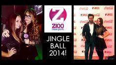 Z100 Jingle Ball 2014! - Ali Brustofski