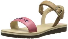 Stride Rite Linnea Sandal (Toddler/Little Kid/Big Kid) -- Wow! I love this. Check it out now! : Girls sandals