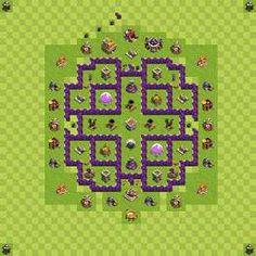 The Apocalipse th 7 farming base