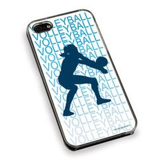 Volleyball Phone Case Volleyball Fade