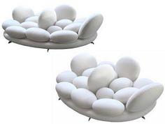 Il divano TANTISASSI... una delle stranezze del mondo del design!  Scopri di più su http://dblog.dabirstore.com/stranezze-dal-mondo-del-design-il-candy-sofa/
